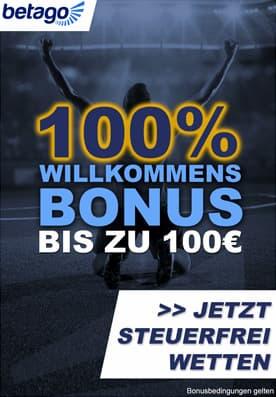 Betago Bonus
