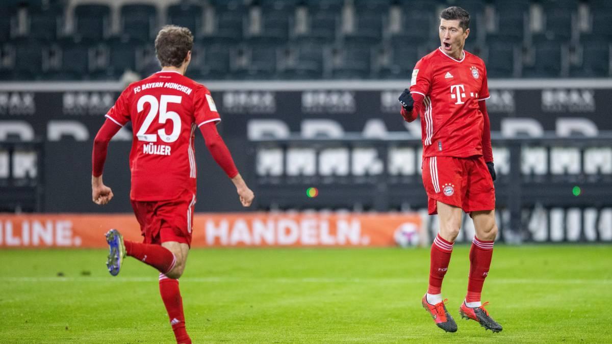 Borussia Mönchengladbach - FC Bayern München Tipp
