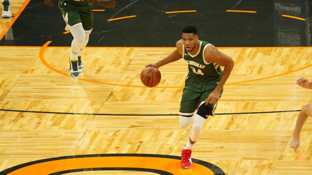 Milwaukee Bucks vs. Phoenix Suns Tipp   Playoffs 21.07.2021