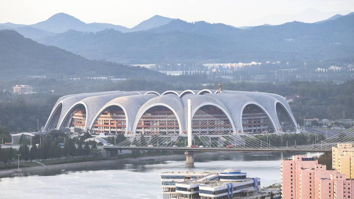 Platz 1: Rungrado 1st of May Stadium, Nordkorea: