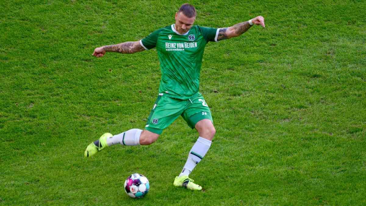 Dynamo Dresden - Hannover 96 Tipp