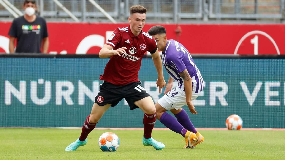 1. FC Nürnberg vs. Hannover 96 Tipp