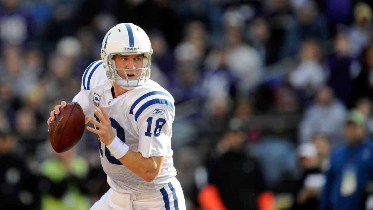 Peyton Manning -Die besten NFL Spieler aller Zeiten