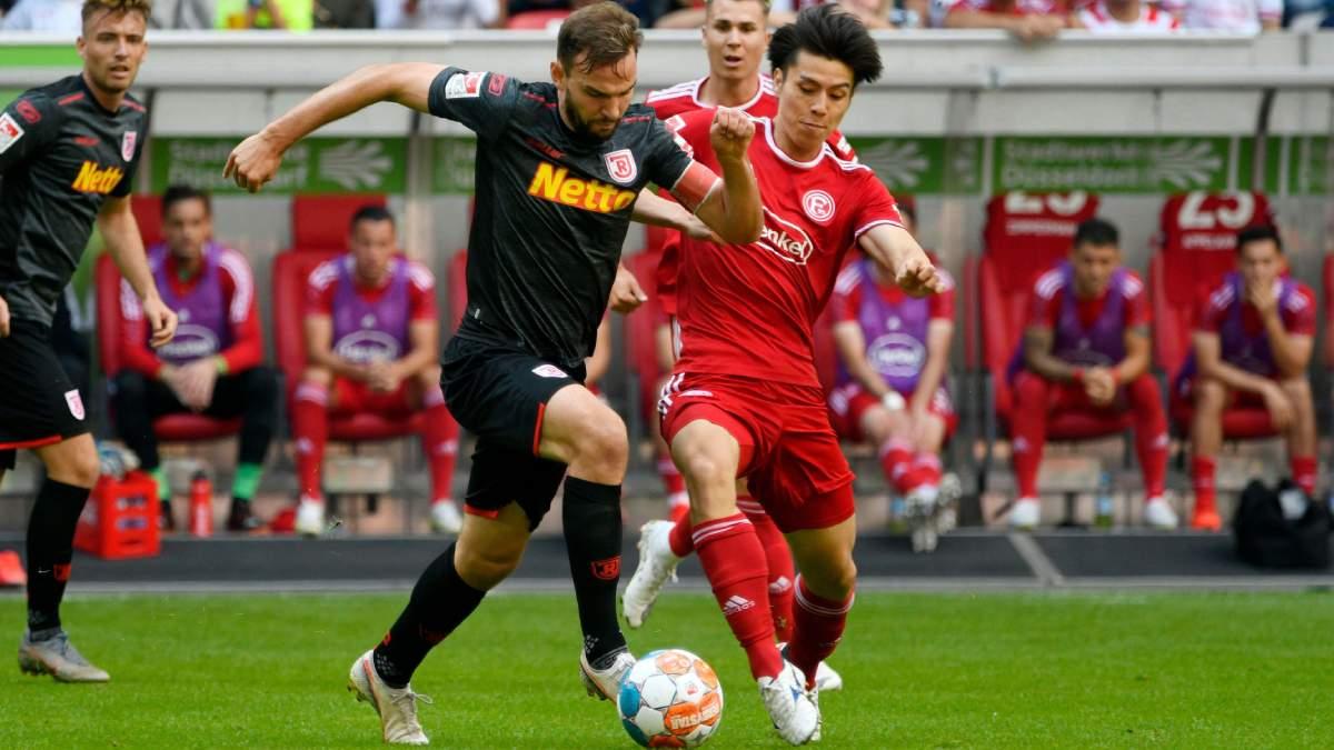 SSV Jahn Regensburg vs. Karlsruher SC