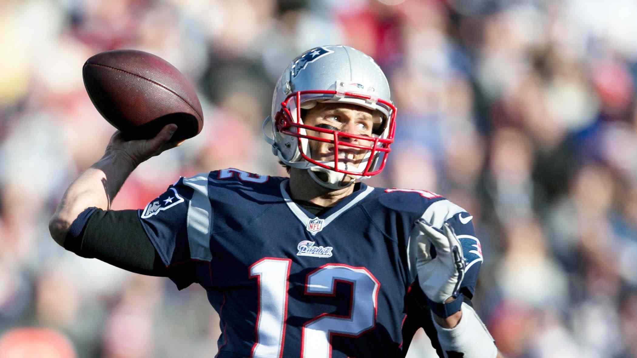 Die besten NFL Spieler aller Zeiten Tom Brady