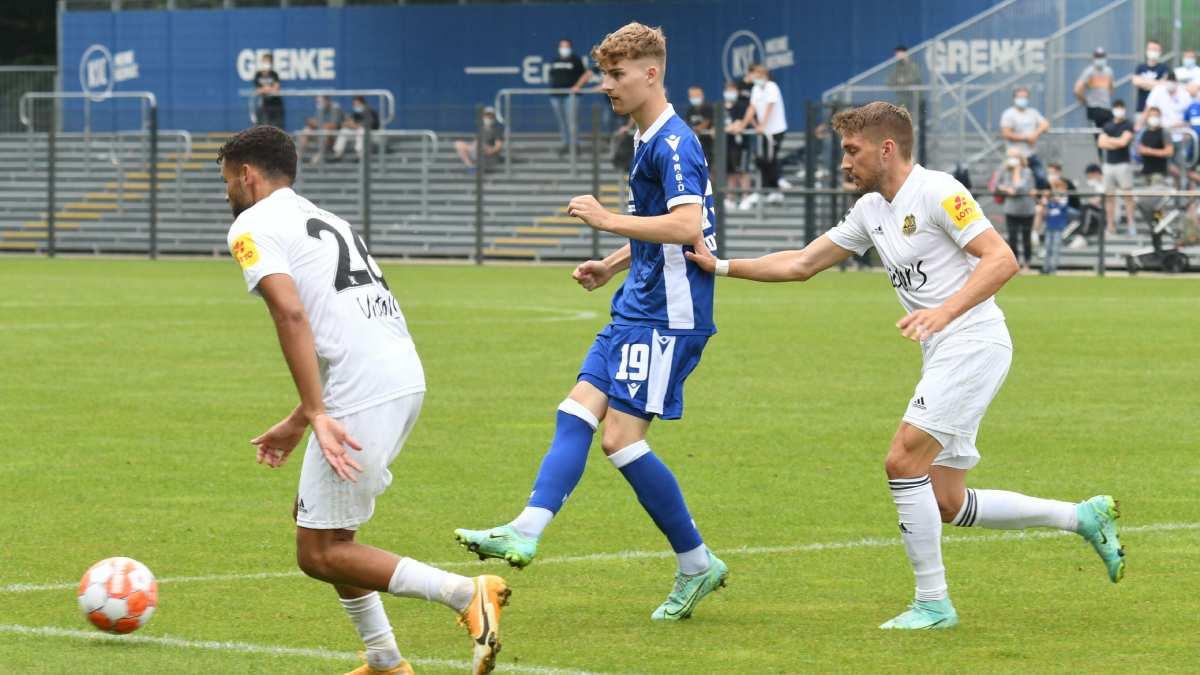 1. FC Saarbrücken vs. Eintracht Braunschweig