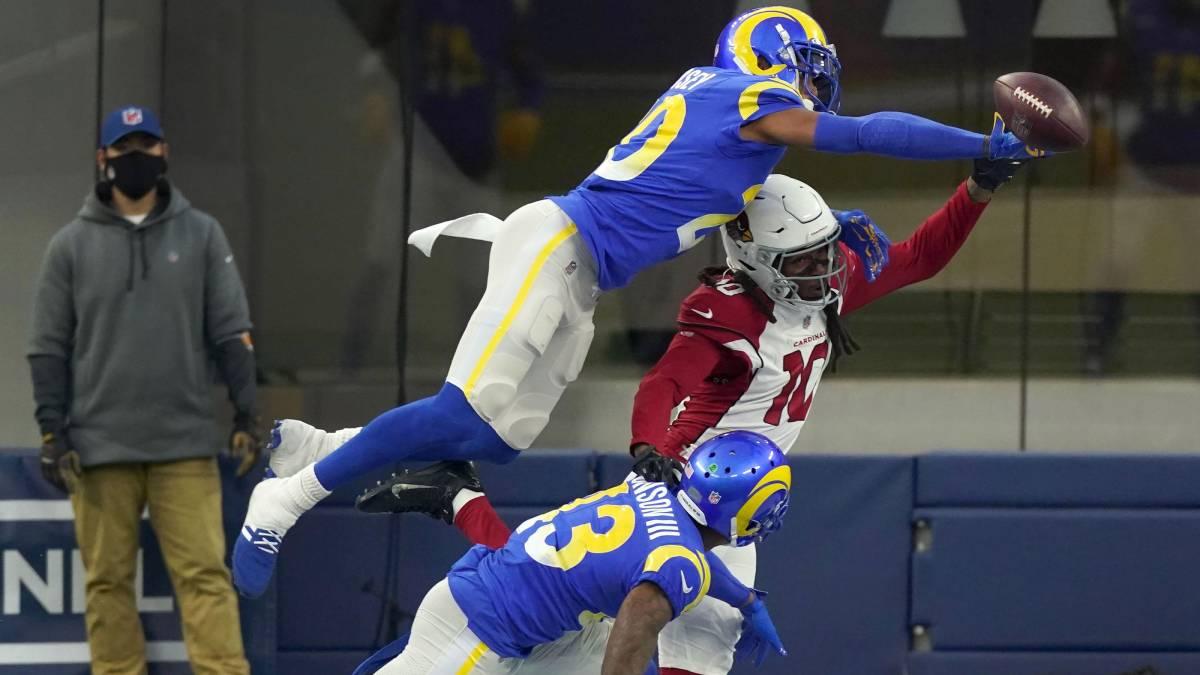 Arizona Cardinals vs. Los Angeles Rams Tipp