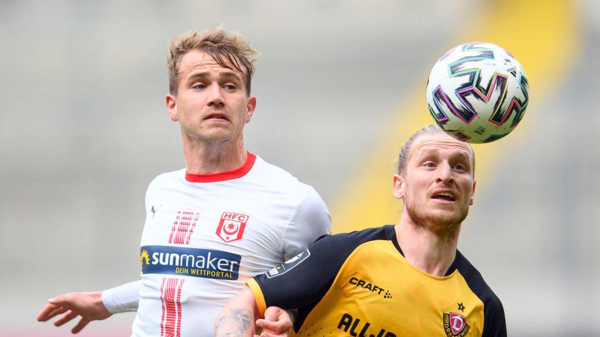 Hallescher FC vs. 1.FC Saarbrücken Tipp