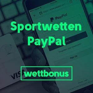 Sportwetten PayPal
