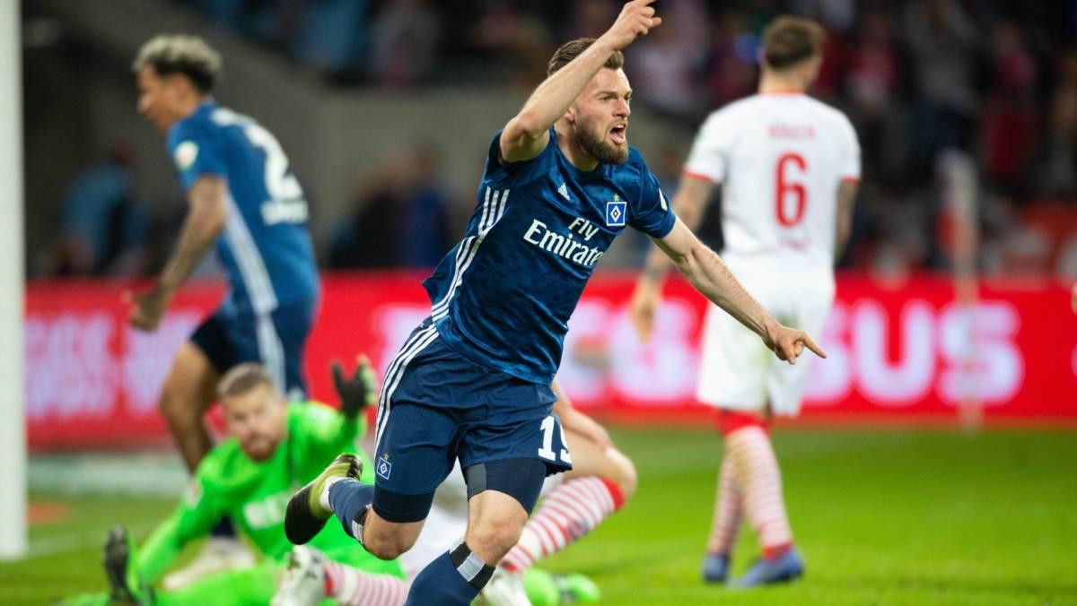 Hamburger SV vs. FC Holstein Kiel